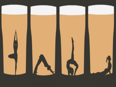 Yoga Pizza Beer