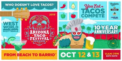The 10th Annual Arizona Taco Festival