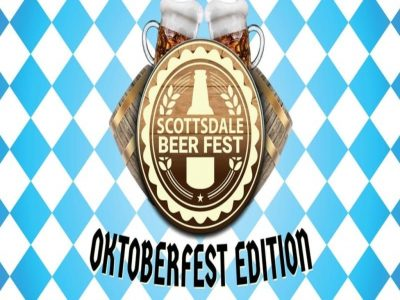 Scottsdale Beer Fest - Oktoberfest Edition - A Beer Tasting in Old Town!