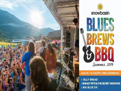 Blues, Brews & BBQ Featuring Jelly Bread