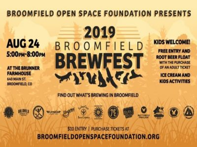 What's Brewing in Broomfield Open Space
